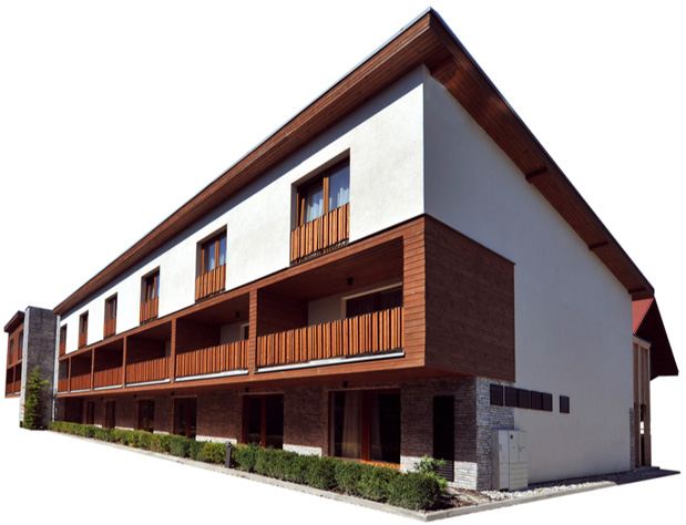 Predaj apartmánov – budova A